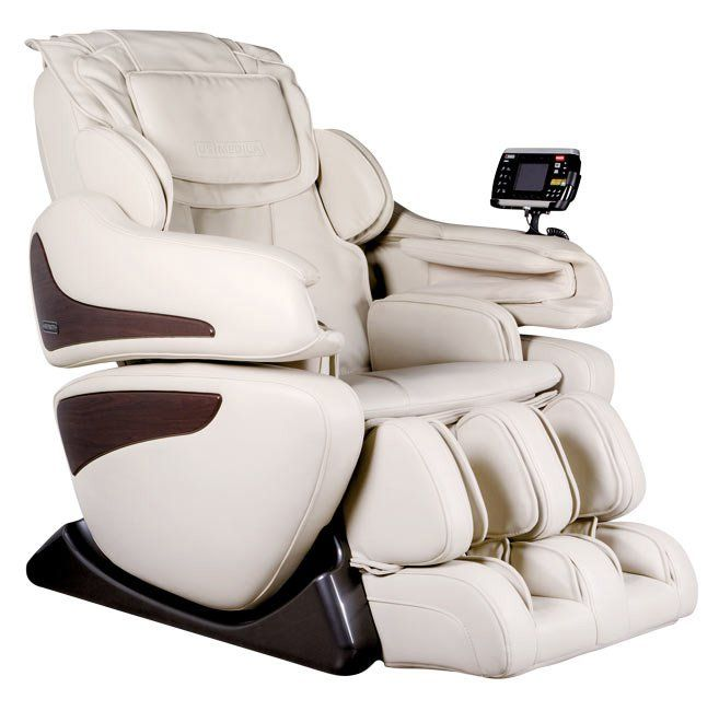 Массажное кресло US Medica Infinity 3D Белый