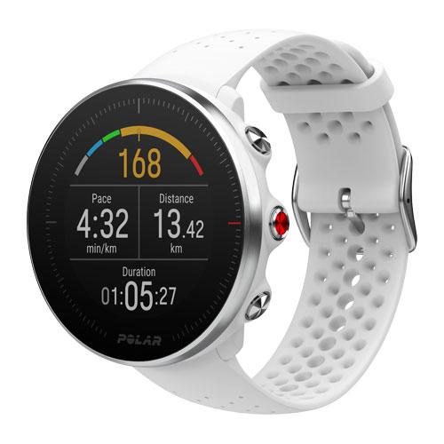 Универсальные спортивные часы POLAR Vantage M белый фото