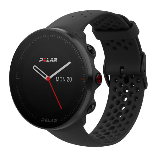 Универсальные спортивные часы POLAR Vantage M черный фото