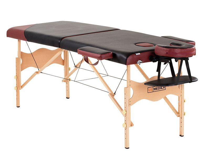 Стол массажный складной US MEDICA Samurai