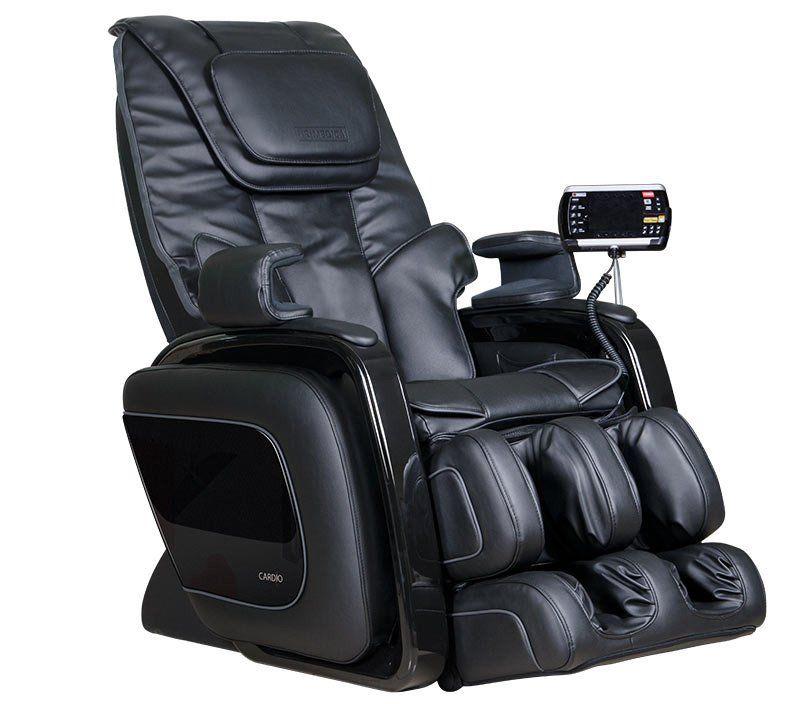Массажное кресло US Medica Cardio Черный
