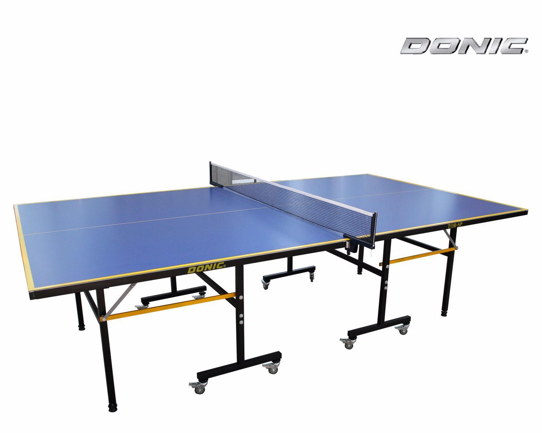 Купить со скидкой Всепогодный теннисный стол DONIC TOR-SP