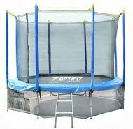 Батут Optifit Like Blue 14ft