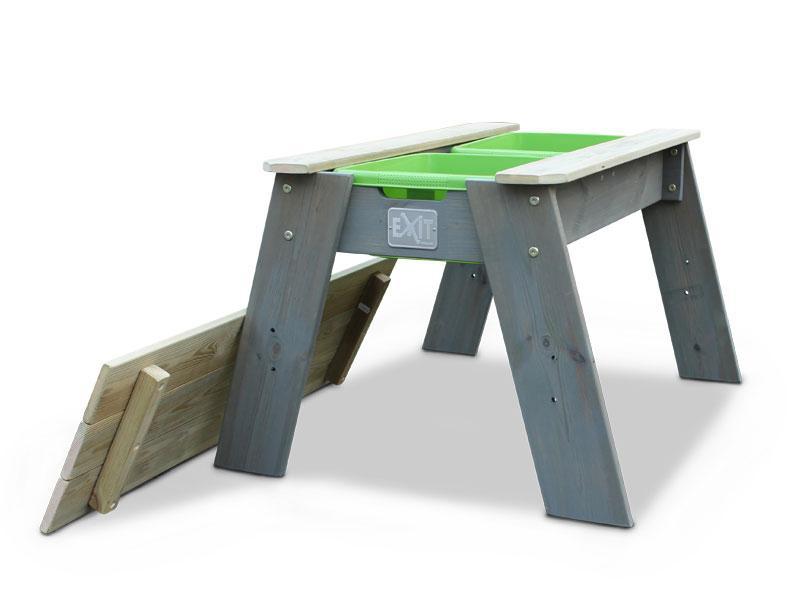 Песочница-трансформер Exit Toys Акцент на высоких ножках фото