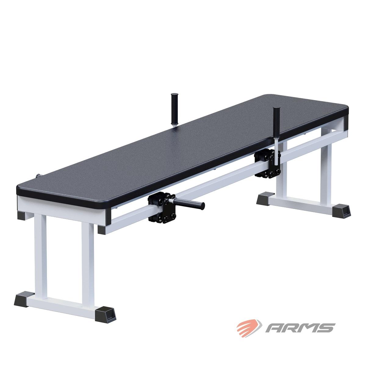 Тренажер для инвалидов ARMS ТИК 2 Кушетка универсал 2 Кушетка с параллельным движением фото