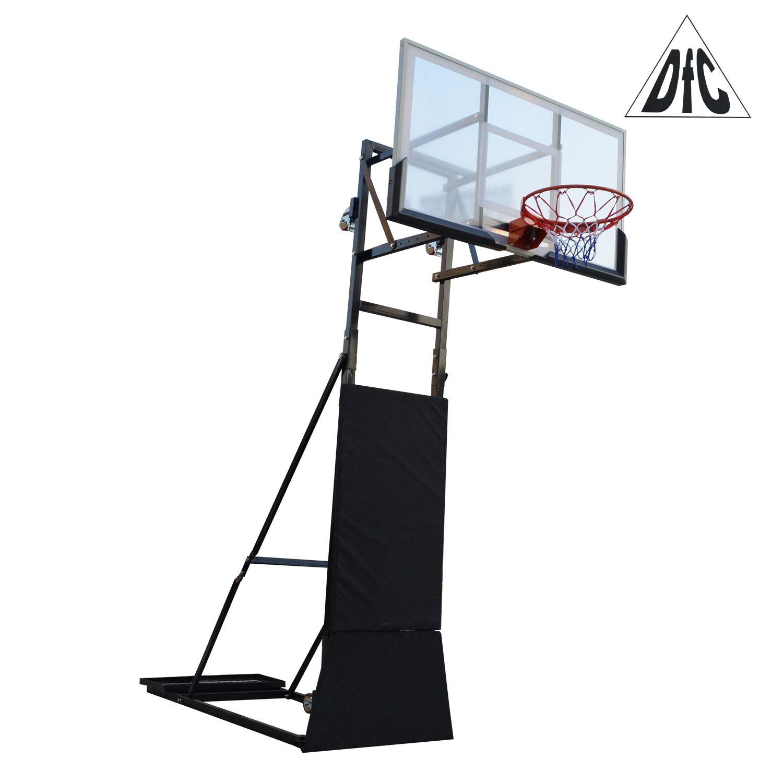 Купить со скидкой Мобильная баскетбольная стойка DFC STAND56Z