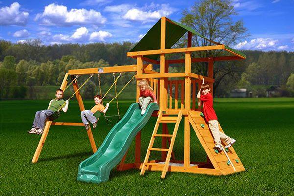 Игровой комплекс Playnation Конго 2 фото