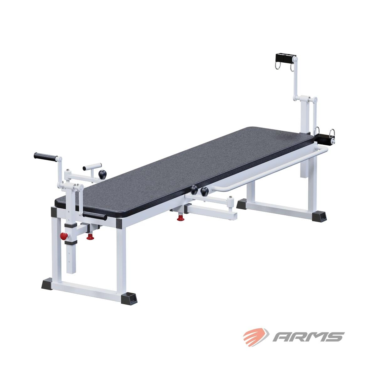 Тренажер для инвалидов ARMS ТИК1 Кушетка универсал 1 Кушетка с вращением фото