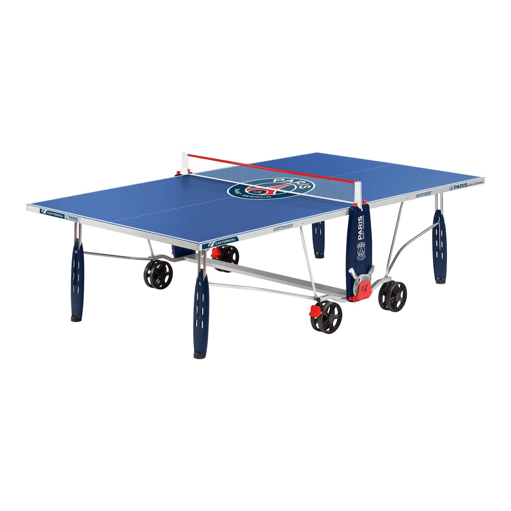 Теннисный стол Cornilleau SPORT PSG OUTDOOR blue 5 мм фото