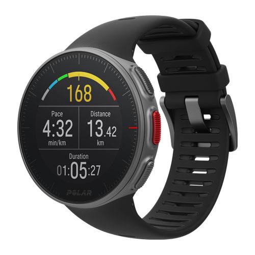 Мультиспортивные GPS-часы POLAR Vantage V черный фото