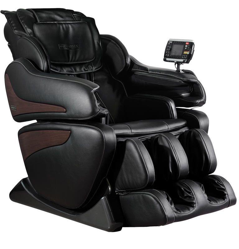 Массажное кресло US Medica Infinity 3D Черный