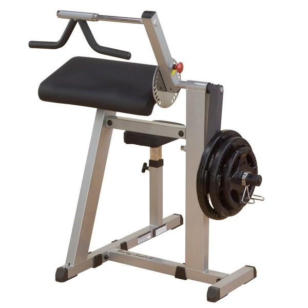 Тренажер Body Solid бицепс-трицепс на свободных весах фото
