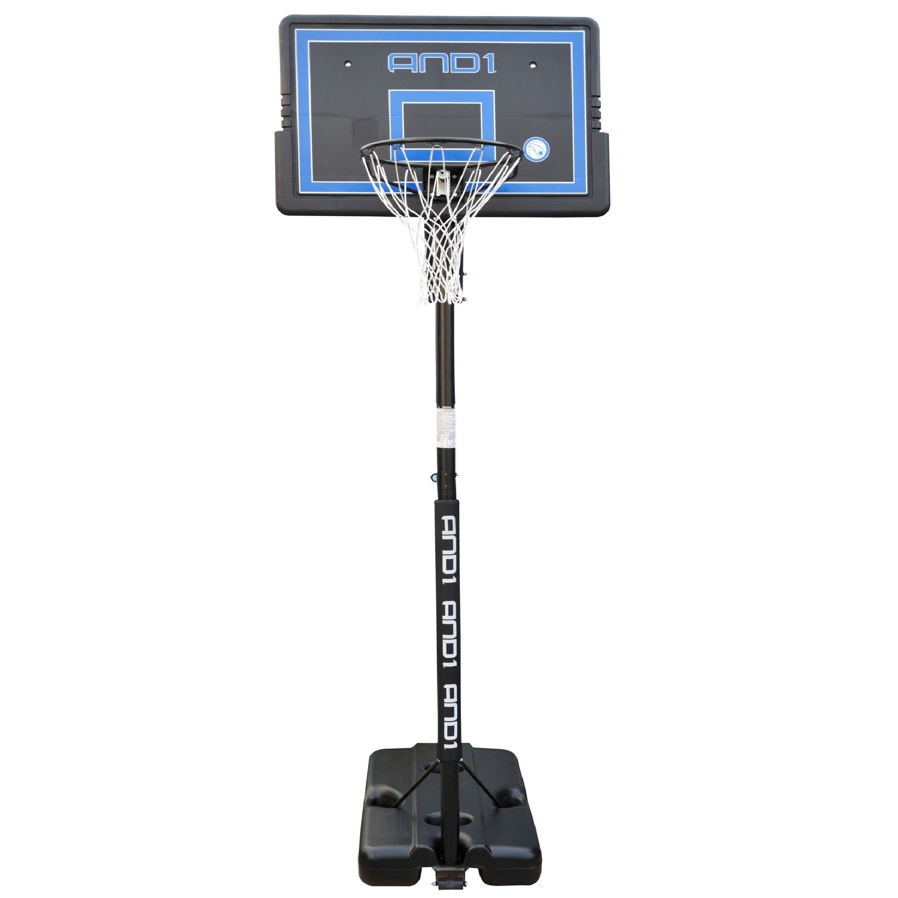 Баскетбольная стойка AND1 Court Star (с системой выноса щита)