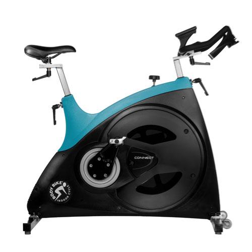 Сайкл-тренажер Body Bike Connect (морская волна) фото