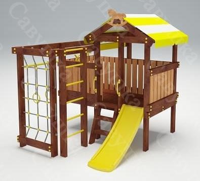 Купить со скидкой Детская площадка Савушка Baby Play 1