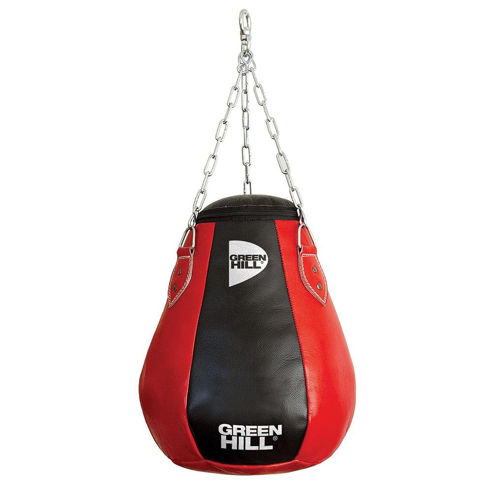 Боксерский мешок фигурный капля GreenHill MB-9011 52*25/45 40 кг фото